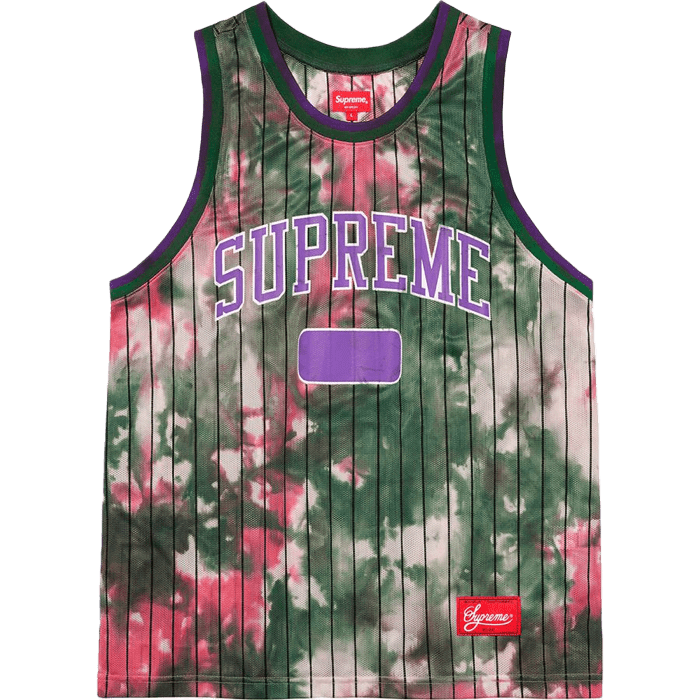 Supreme Dyed Basketball Jersey - Perriél