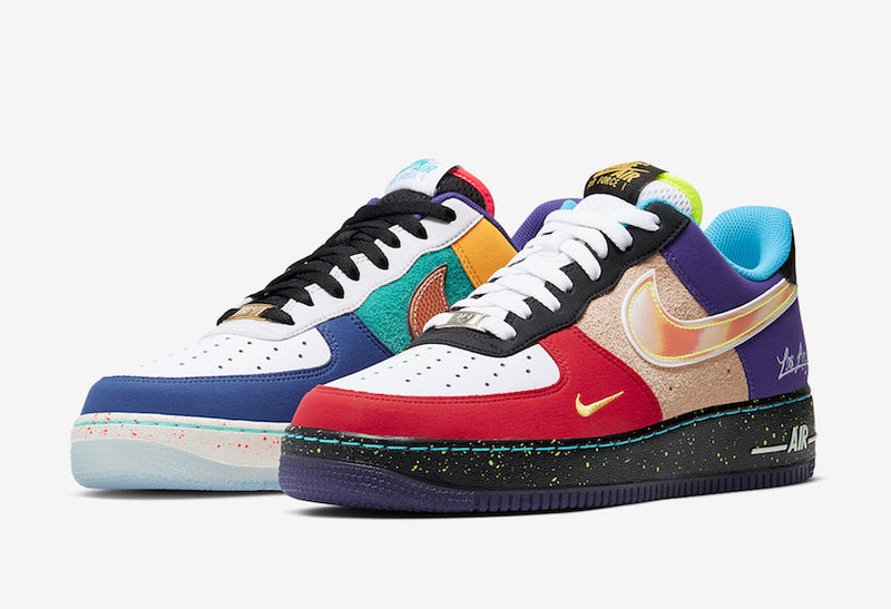 Air Force 1 Low 'What the LA' - Perriél