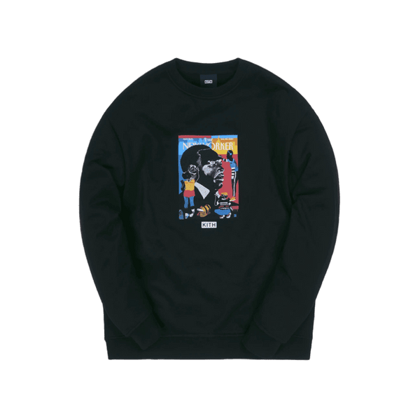 Kith for the New Yorker Crewneck - Perriél