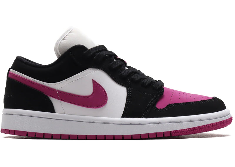 Jordan 1 Low Black Cactus Flower (W) - Perriél