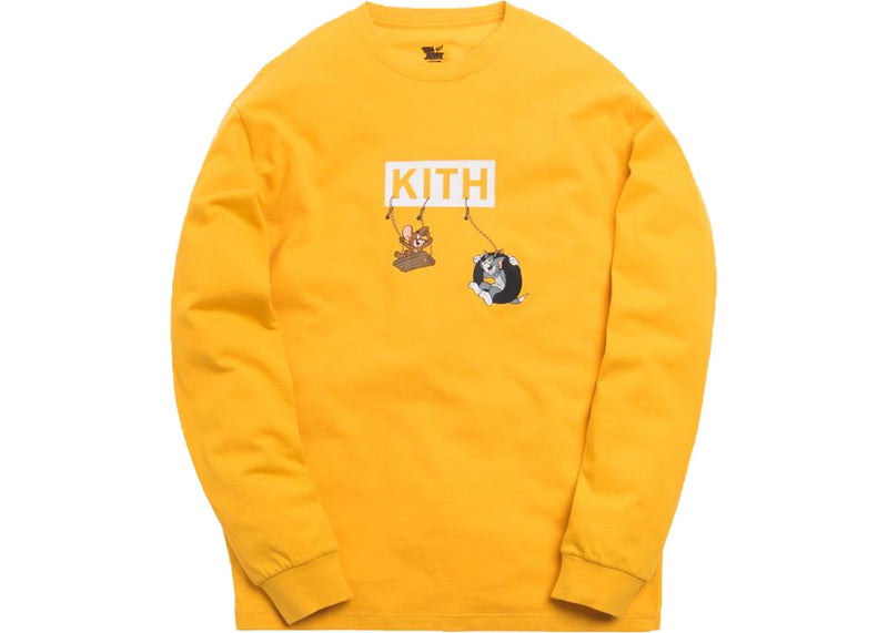 Kith x Tom & Jerry L/S Friends - Perriél