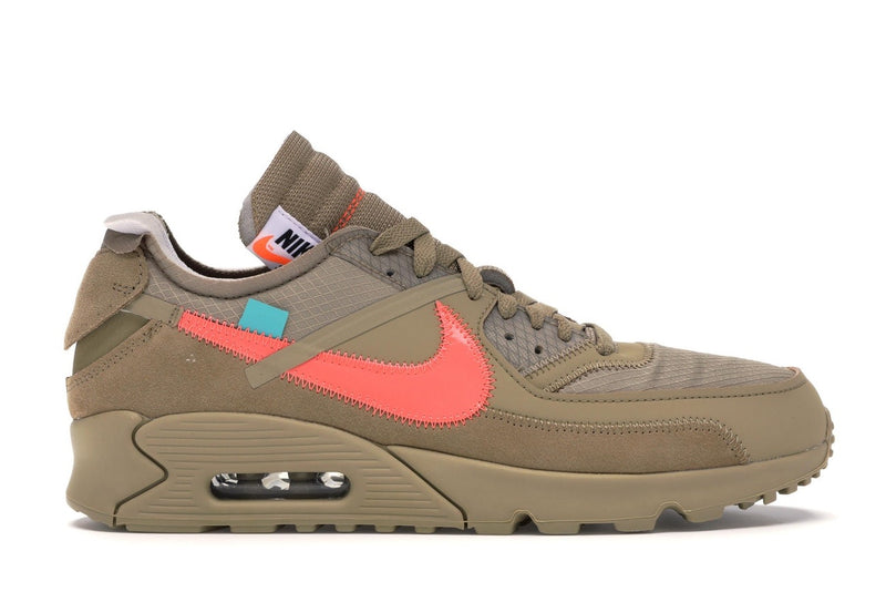 "Air Max 90 Off-White ""Desert Ore"" - Perriél"