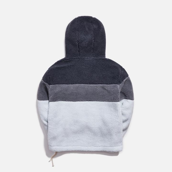 Kith Sherpa Double Pocket Hoodie - Perriél