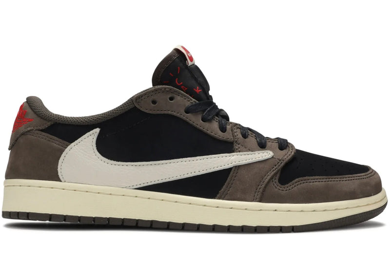 "Jordan 1 Retro Low ""Travis Scott"" - Perriél"