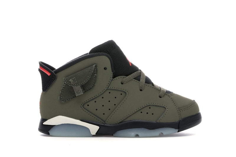 Jordan 6 Retro Travis Scott (TD) - Perriél