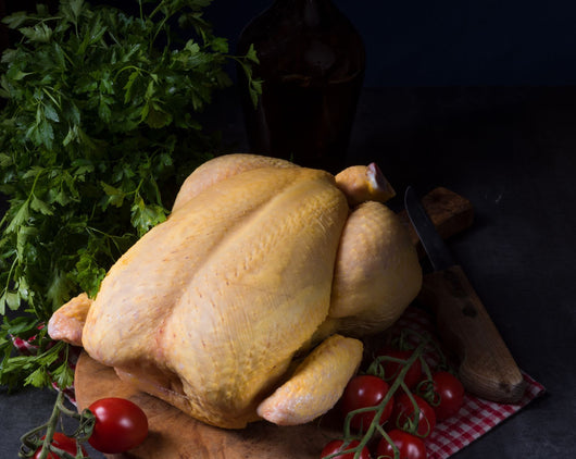 Christmas Free-Range Capon Style Chicken