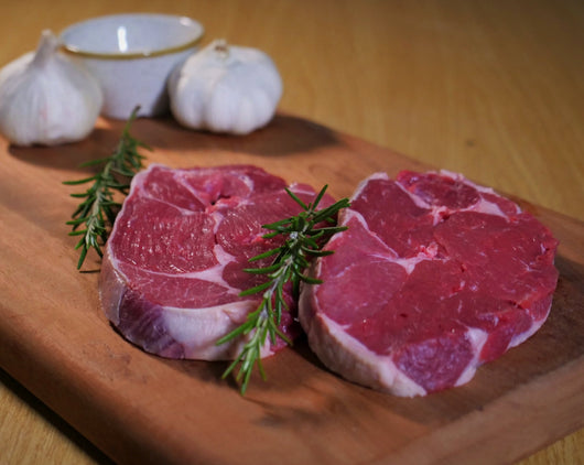 Leg of Lamb Steaks