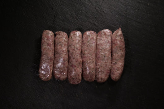 Gluten Free Traditional Sausages