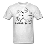 The Infinite Prints Official Custom Tee - light heather grey
