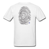 The Infinite Prints Official Custom Tee - white