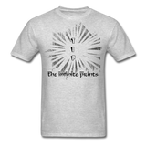 The Infinite Prints Official Custom Tee - heather gray