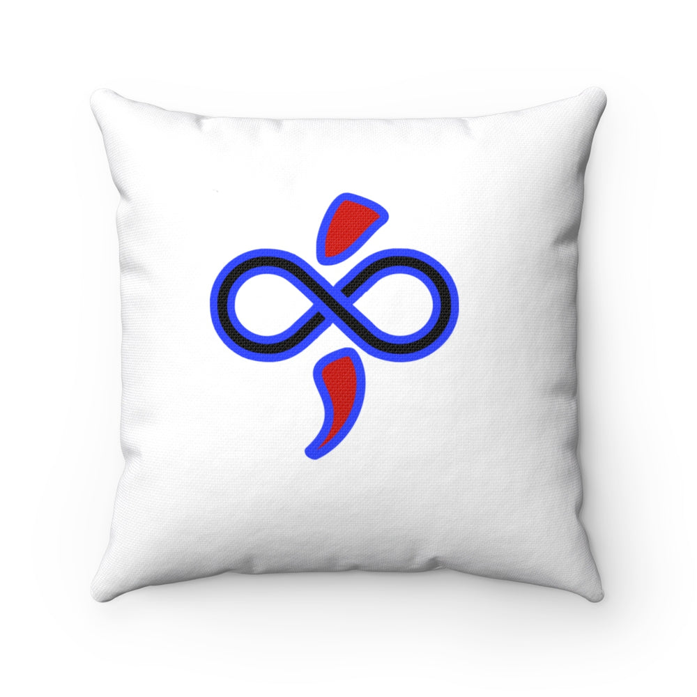 The Home Collection Spun Polyester Square custom Pillows