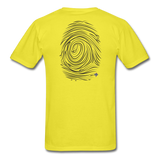 The Infinite Prints Official Custom Tee - yellow