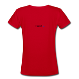 Ms. BITCH Custom T-Shirts - red