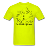 The Infinite Prints Official Custom Tee - safety green