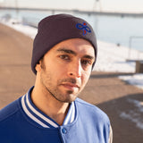 The Infinite Intel Embroidered Custom Knit Beanie Men, Women, Everybody