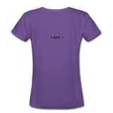 Ms. BITCH Custom T-Shirts - purple