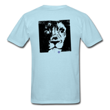 Custom T-Shirts Her King - powder blue