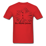 The Infinite Prints Official Custom Tee - red