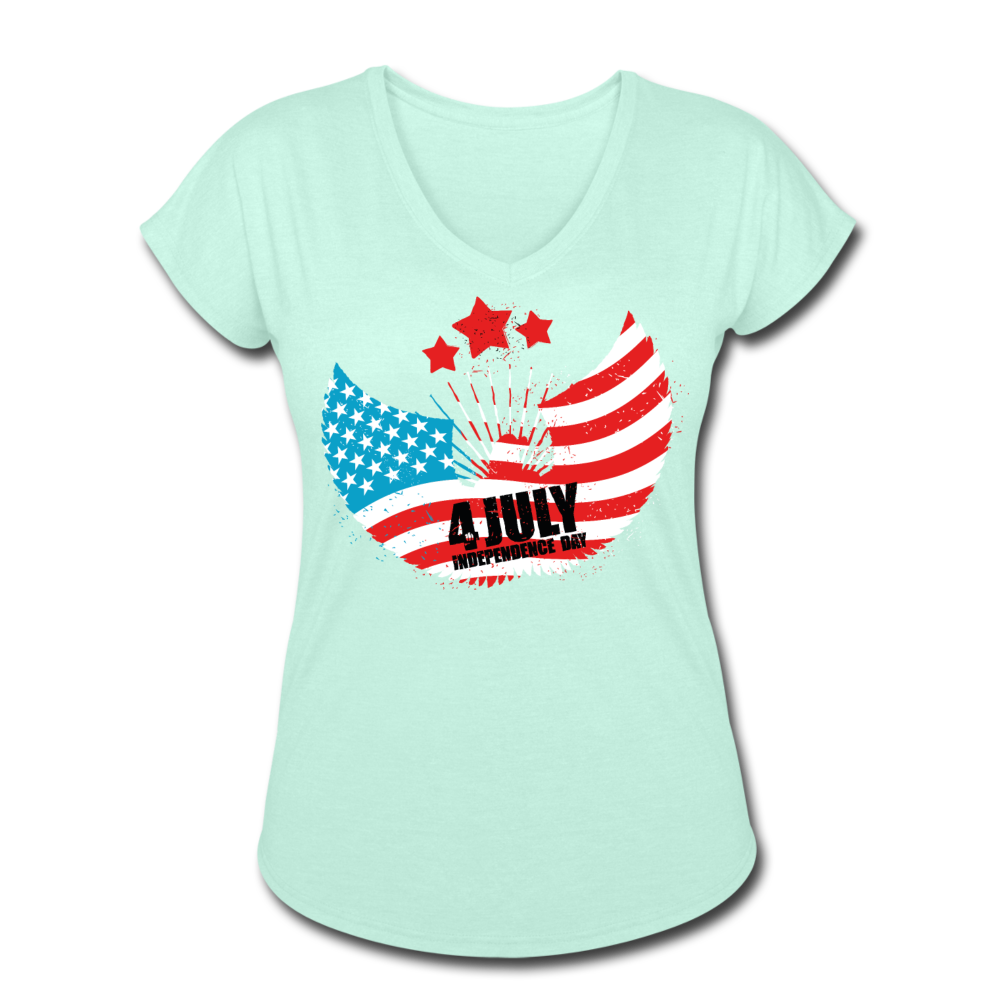 American Pride 4th of July Custom Inked T-Shirt