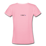 Ms. BITCH Custom T-Shirts - pink
