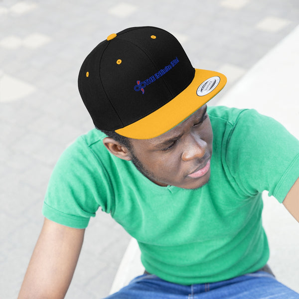 Men and Women's Custom The Infinite Intel Logo Branded Hats