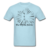 The Infinite Prints Official Custom Tee - powder blue