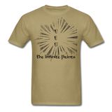 The Infinite Prints Official Custom Tee - khaki