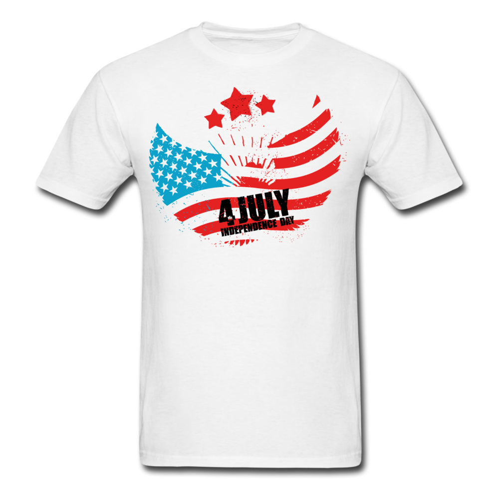 4th of July Independence Day Celebration Custom T-Shirts
