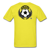 Mexico Soccer Shirts - yellow