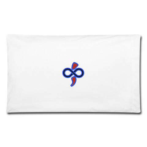 The New Classic Pillow Case - white