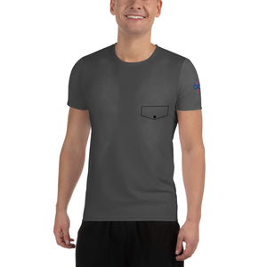 Stealth 2nd Skin Men's Athletic Custom T-shirt