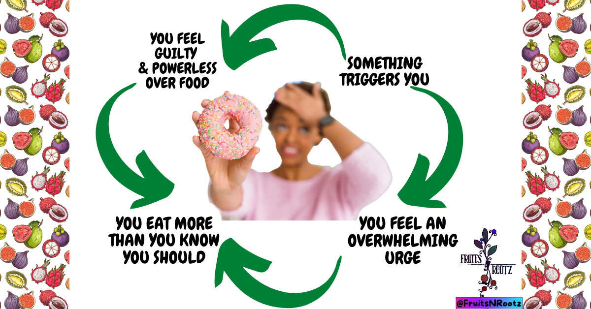 The Emotional Cycle & Over Eating