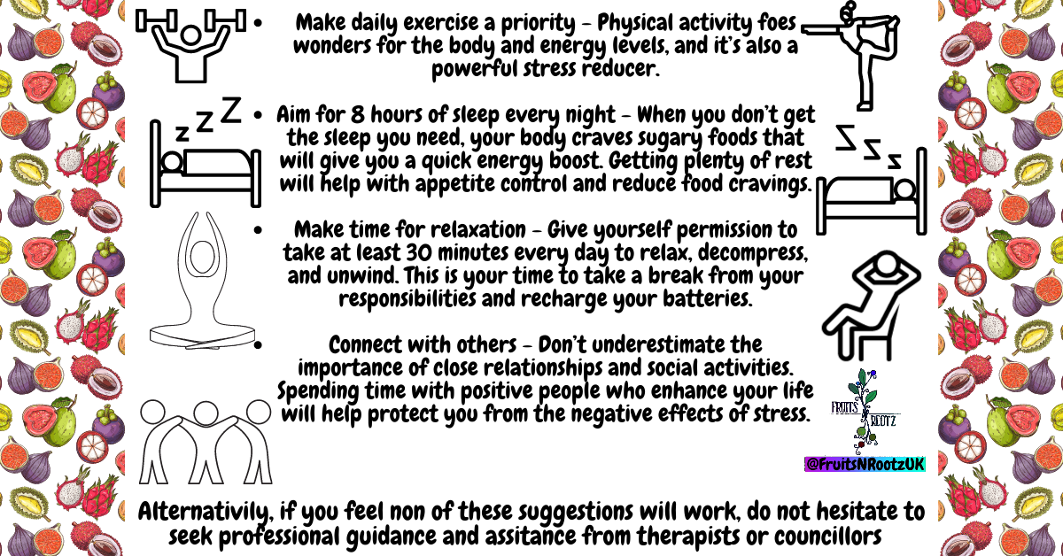 SUPPORT YOURSELF WITH HEALTHY LIFESTYLE HABITS
