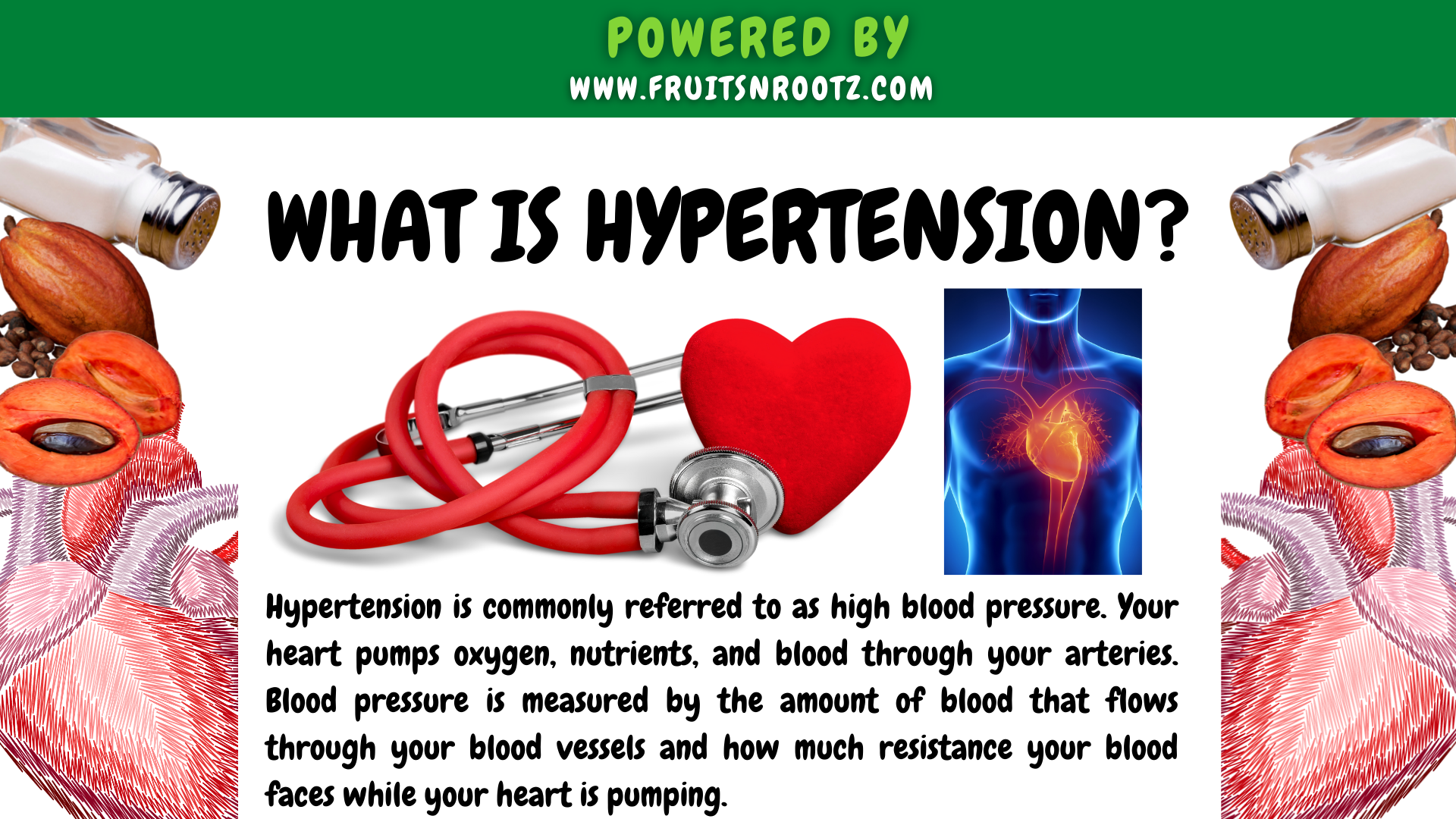 Fruits N Rootz | Hypertension Awareness Day | What Is Hypertension?