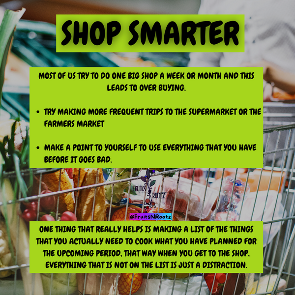 Fruits N Rootz | Stop Food Waste Day | Shop Smarter