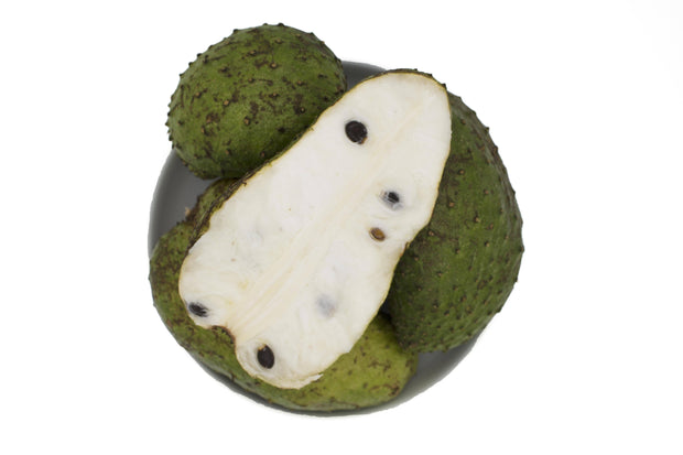 Organically Grown Soursop Box fruit Fruits n' Rootz