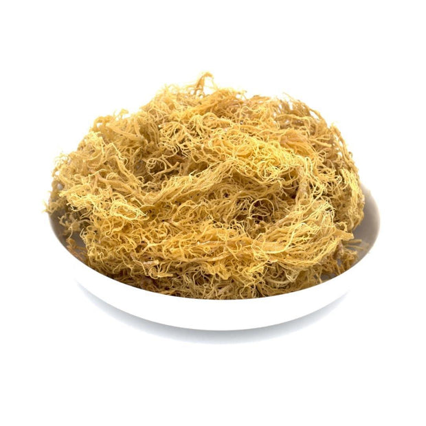 Wild Crafted Organic Sea moss Fruits n' Rootz