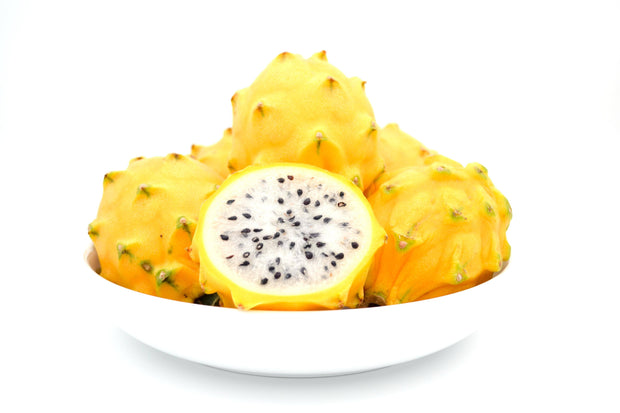 Yellow Dragon Fruit Box Fruits Fruits n' Rootz