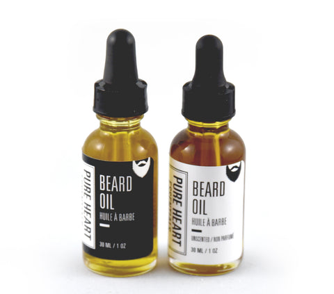 BEARD OIL (VEGAN)