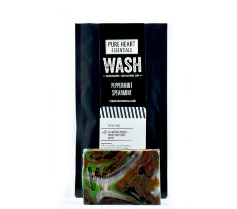 WASH – PEPPERMINT/SPEARMINT (VEGAN)