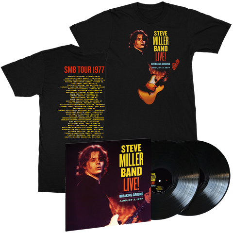 Breaking Ground Live LP Bundle
