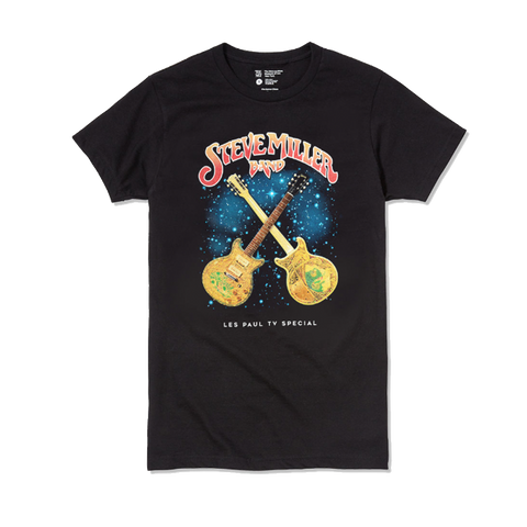 Steve Miller Band Play It Loud T-Shirt