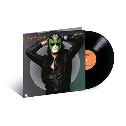 The Joker - Black LP