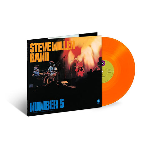 Number 5 - Exclusive Color LP