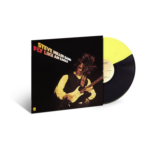 Fly Like An Eagle - Exclusive Color LP