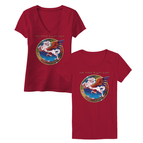 Steve Miller Band Womens T-Shirt