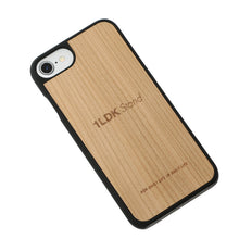 "Load image into Gallery viewer, 1LDK Stand × WOOD'D ""iPhone Case"""