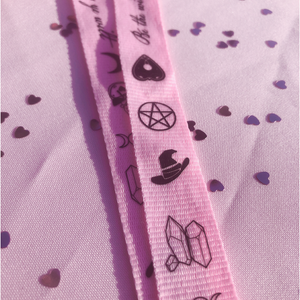 Wiccan Lanyards