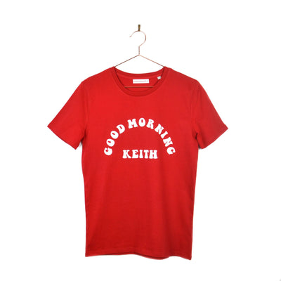 T-SHIRT KEITH ROUGE